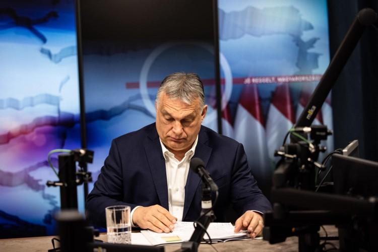 Orbán megszólalt az elbocsátott Petry ügyében