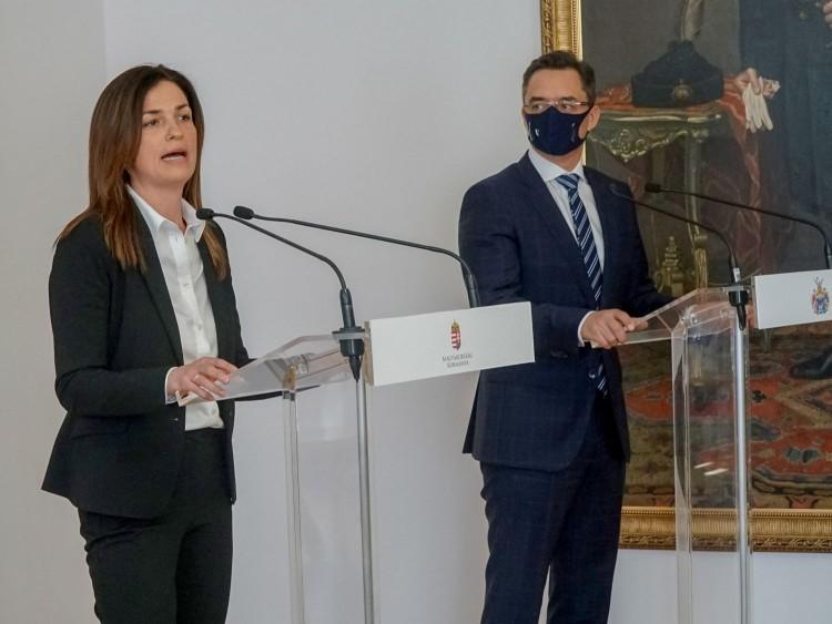 Debrecenben keres helyet Varga Judit igazságügyi miniszter