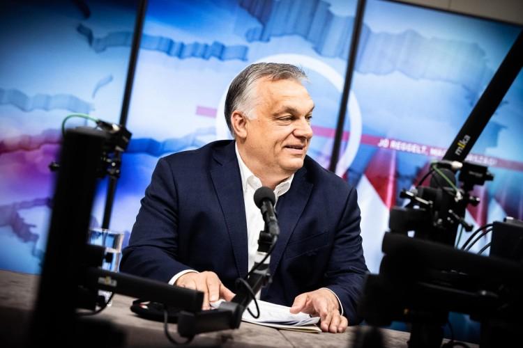 Orbán jó hírt közölt az aktív fertőzöttekkel kapcsolatosan