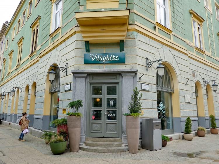Elhozták a Világbékét Debrecenbe