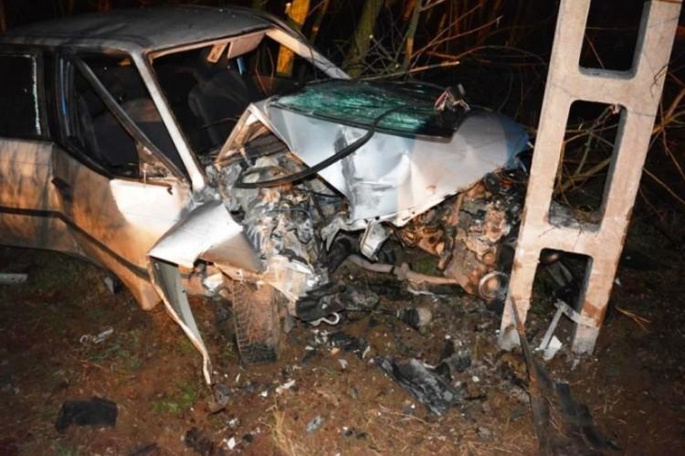 16 éves fiú ült volán mögé a Nyírségben, és rossz vége lett