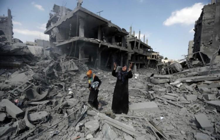 Közel-Kelet ismét lángokban: véres háború zajlik a zsidók és a palesztinok között