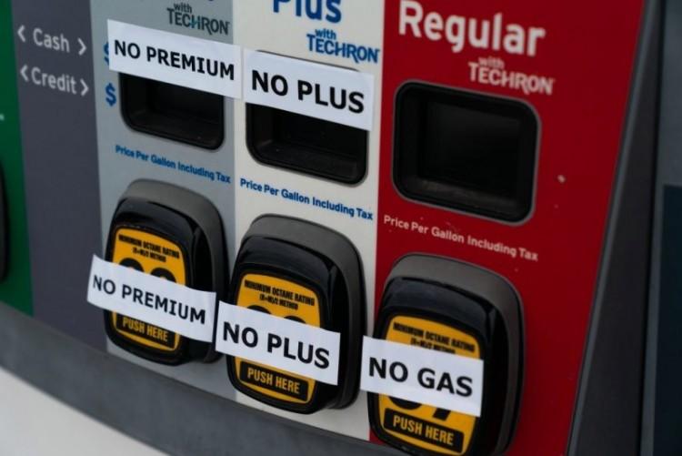 Megbénult a keleti part üzemanyagellátása egy zsarolás miatt