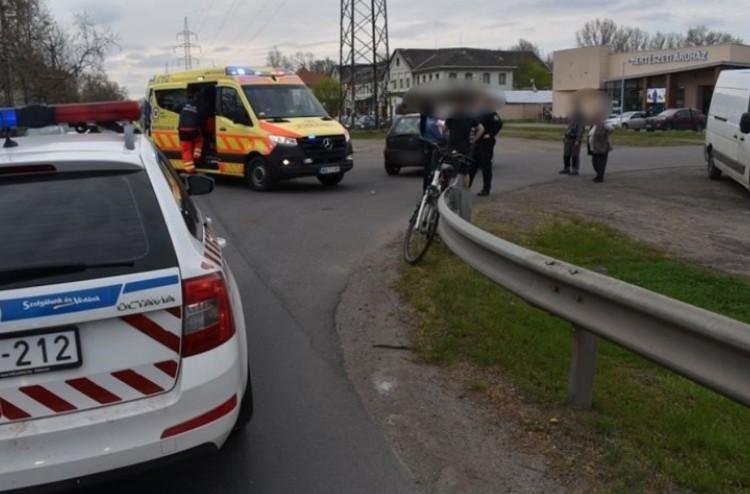 A Vágóhíd utcai baleset szemtanúit keresi a rendőrség