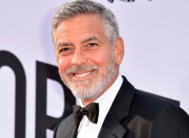 Két Oscar, két gyerek és az a mosoly...: 60 éves George Clooney