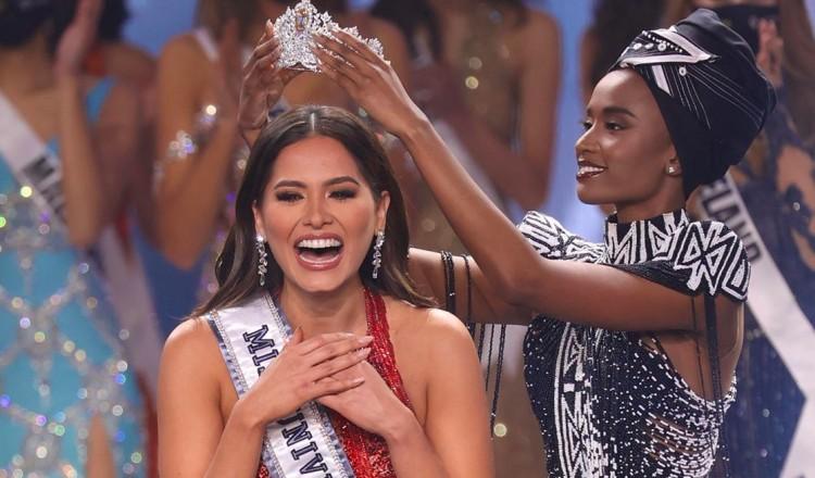 Miss Universe: a mexikói Andrea Meza a királynő