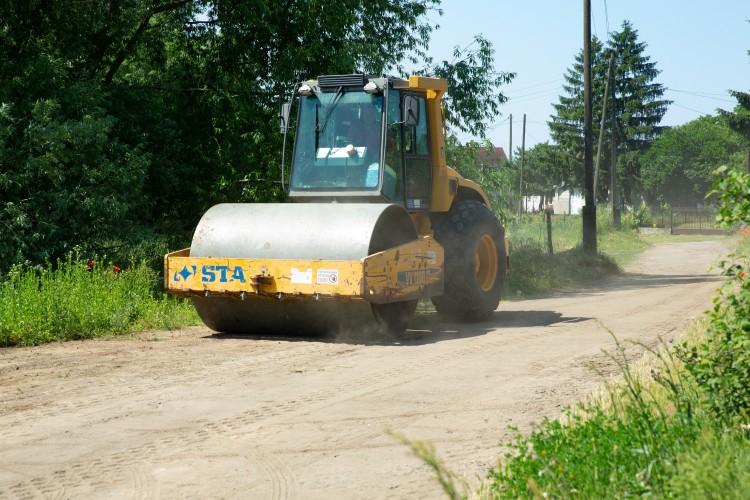 Elkezdődött az idei útstabilizációs program Debrecenben