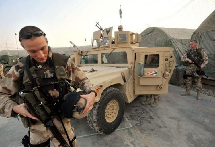 A hajdú-bihari katonák számára is véget ért a veszélyes misszió