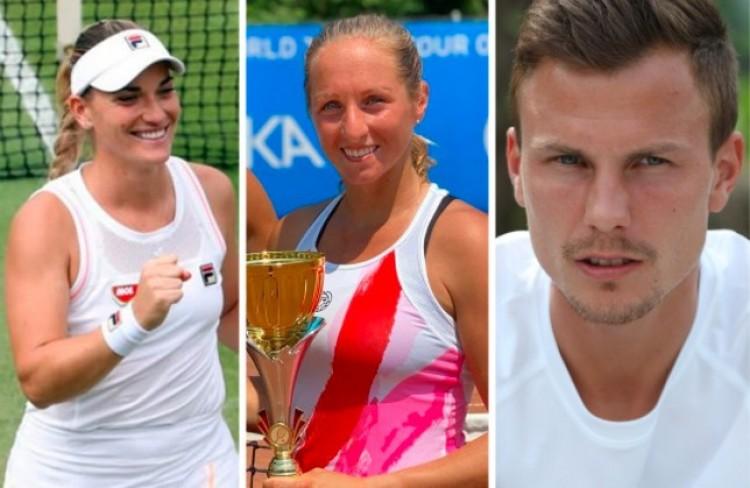 Három magyar teniszező indulhat Tokióban