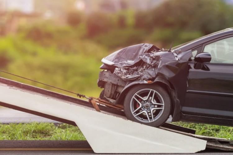 Senki nem sérült meg az István úti balesetben
