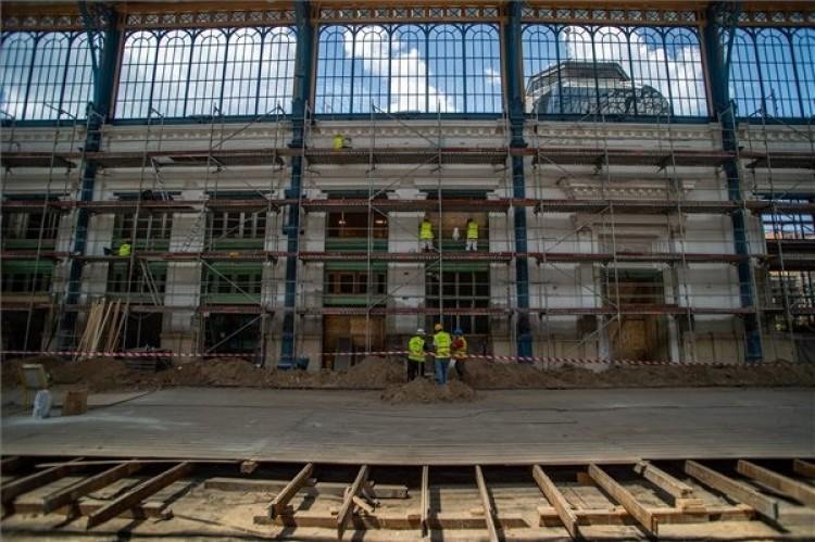 Korszerűsítés miatt lezárják a Nyugati pályaudvart