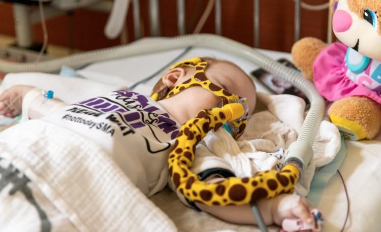 Megkapta a 700 milliós orvosságot a mezőkeresztesi kislány
