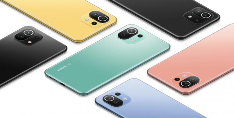 Hazánkban is kiteljesedett a Xiaomi Mi 11 szériája