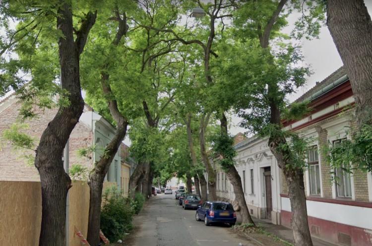 Öt hétre lezártak egy belvárosi utcát Debrecenben