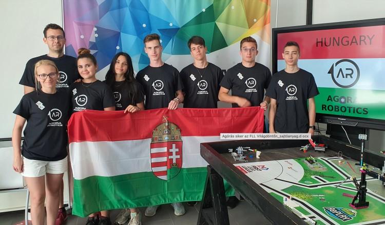 Debreceni siker a világdöntőben!
