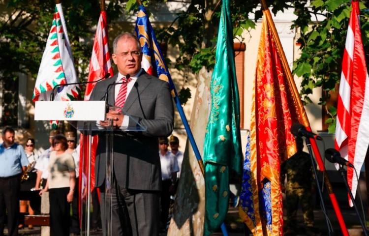 Kósa Lajos: Magyarországot ki akarták véreztetni, de nem sikerült!