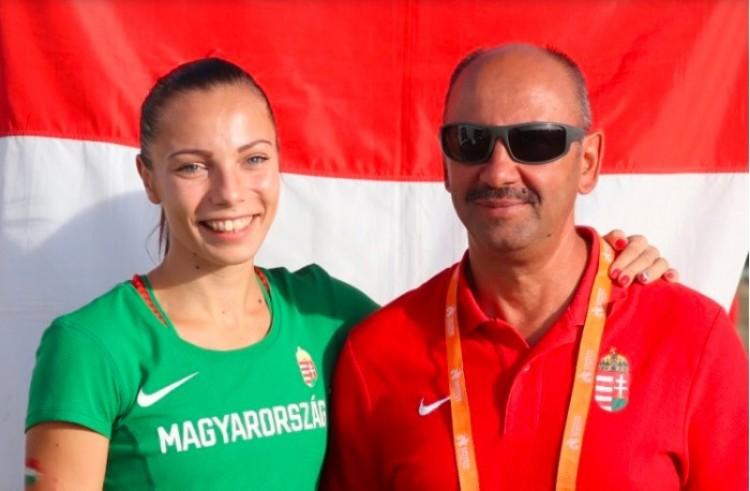 Debrecen legjobb egyéni sportolója, Kozák Luca 25 gyertyát fúj el