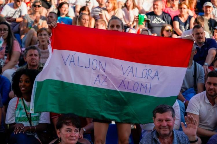 Szertefoszlottak a magyarok álmai Debrecenben