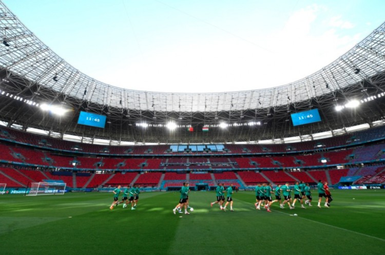 Hajrá, magyarok! Cristiano Ronaldóék ellen kezd a nemzeti gárdánk