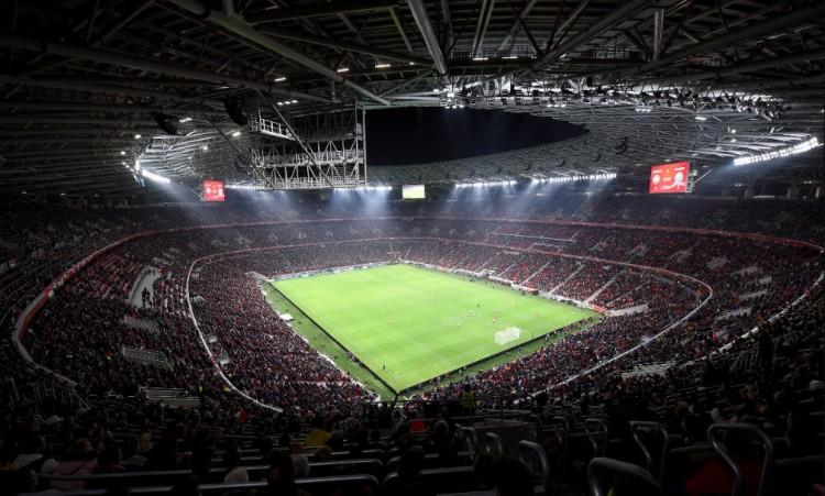 A Puskás Arénában a belépéshez nem elég csak a meccsjegy