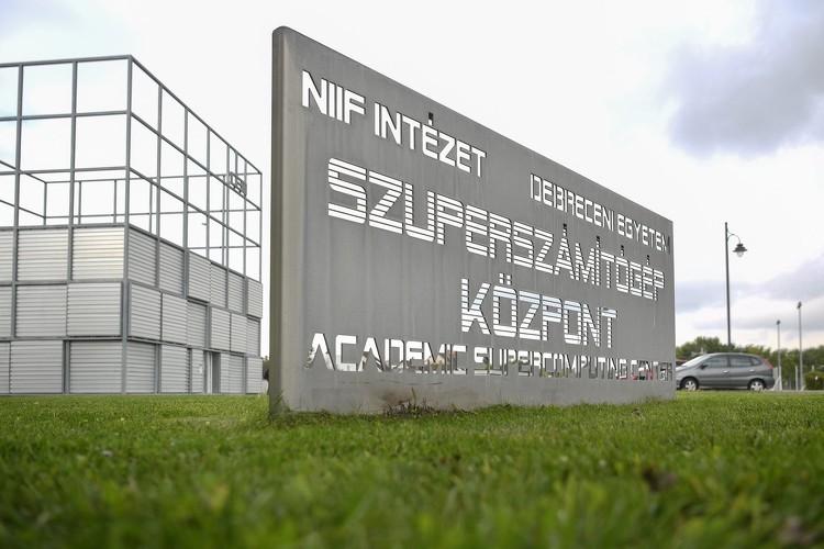 Új szuperszámítógép lesz Debrecenben