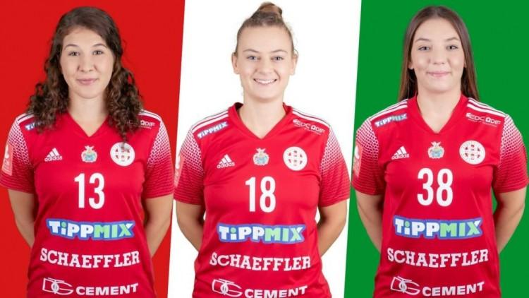 Három debreceni kézilabdázó hölgy készülhet az olimpiára
