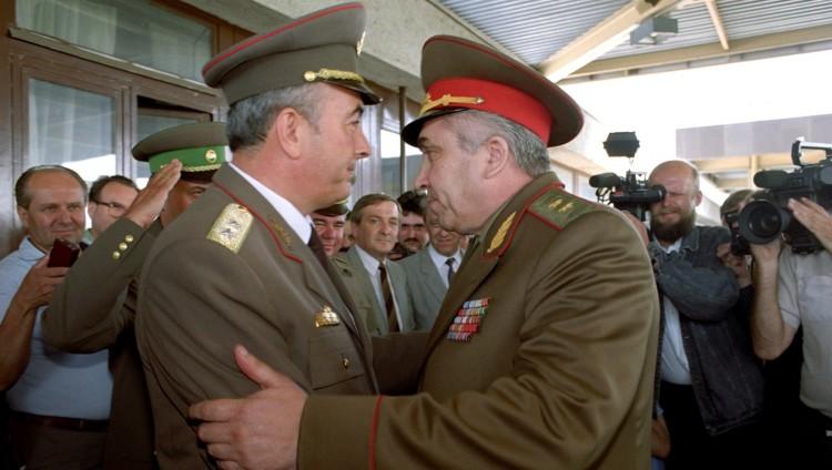 Harminc éve, hogy az utolsó szovjet katona is hazament
