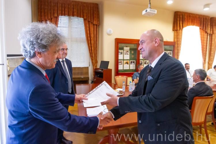 Új vezetők a Debreceni Egyetem orvostudományi karán
