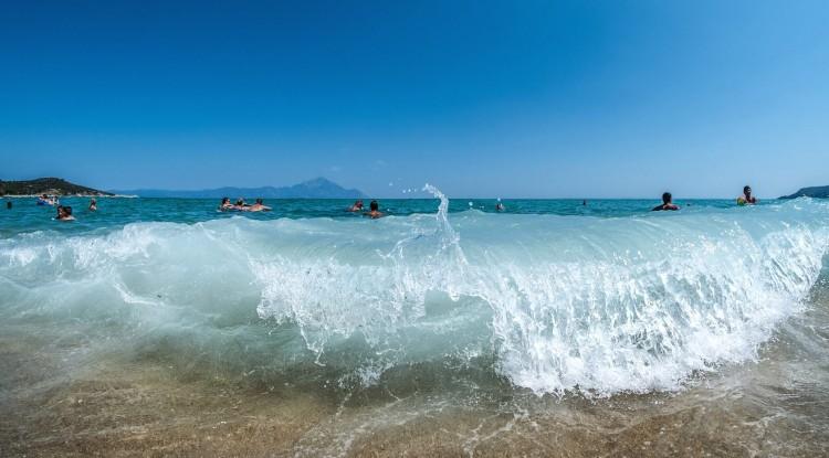 A tengerbe veszett egy magyar sofőr Görögországban