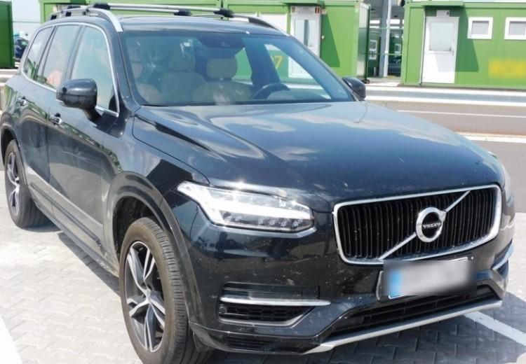 Belgák keresik a Nagykerekinél felbukkant autót