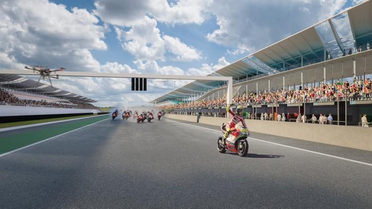 2024-ben lehet MotoGP, 2023-ban Superbike Hajdúnánáson