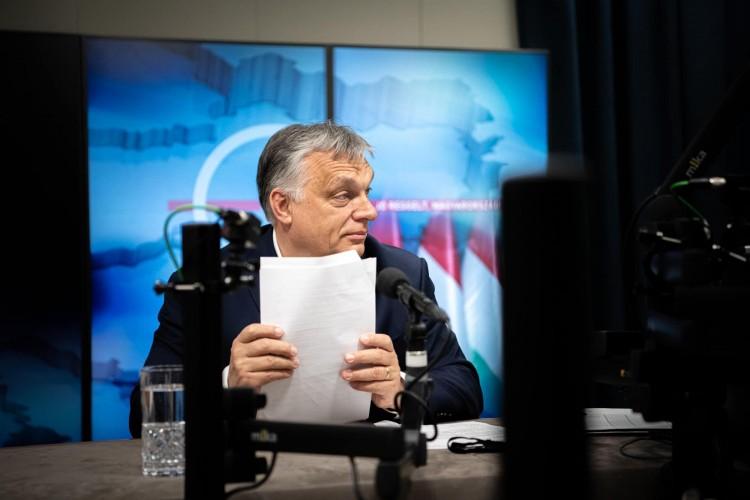 Orbán közölte, mikor lesz meg az 5,5 millió beoltott