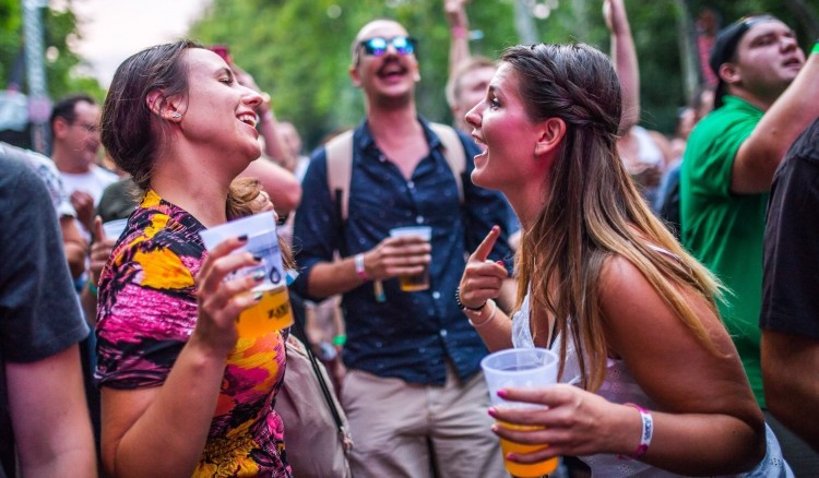 Hét magyar sztárral megérkezett az új fesztiváldal
