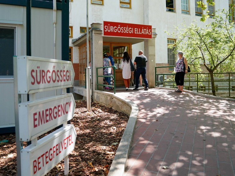 Új helyen működik tovább a sürgősségi felnőttorvosi ügyelet Debrecenben