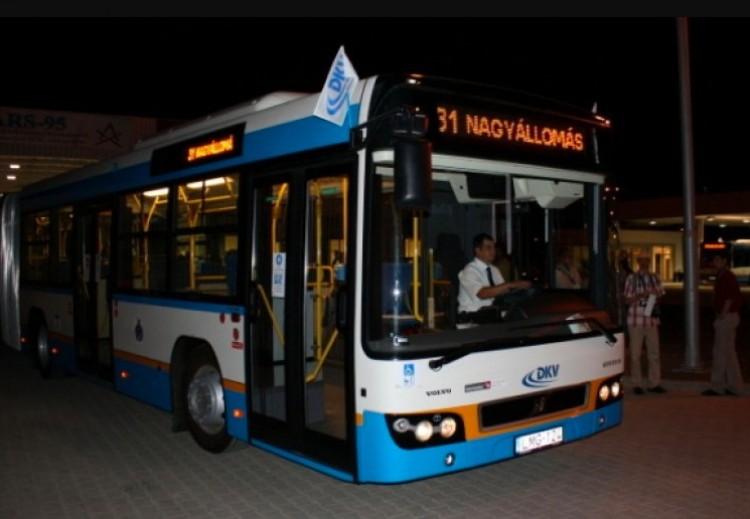 Campus Fesztivál: terelőútvonalon jár több autóbusz is