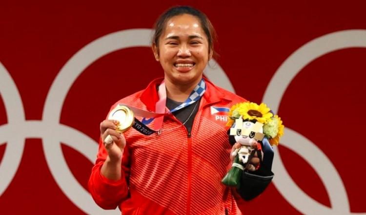 Gazdag ember lett Fülöp-szigetek első olimpiai bajnoka