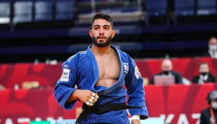 Visszalépett egy muszlim az olimpiától, mert izraelivel kellett volna küzdenie