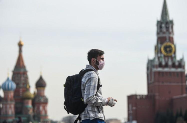 Annyi új fertőzött van Oroszországban, mint januárban