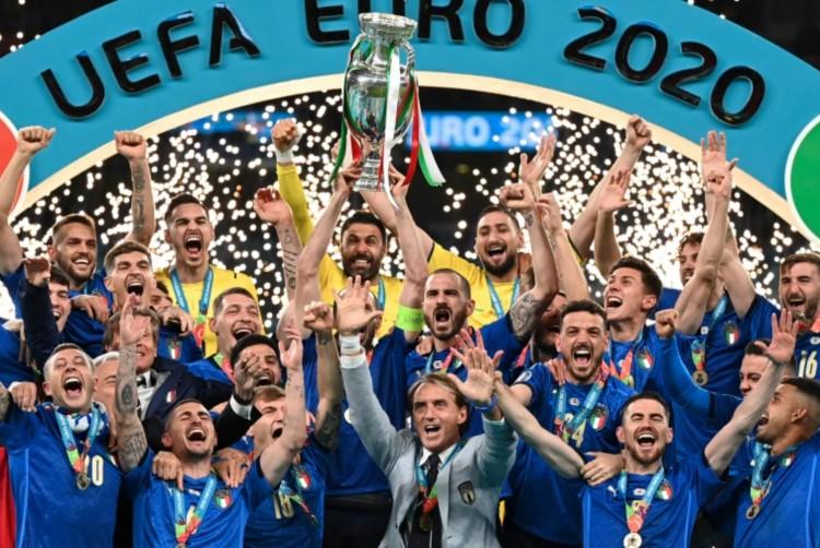 Olaszország Európa bajnoka!