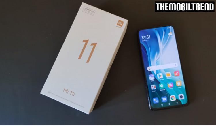 Teszteltük a Xiaomi Mi 11i mobiltelefont