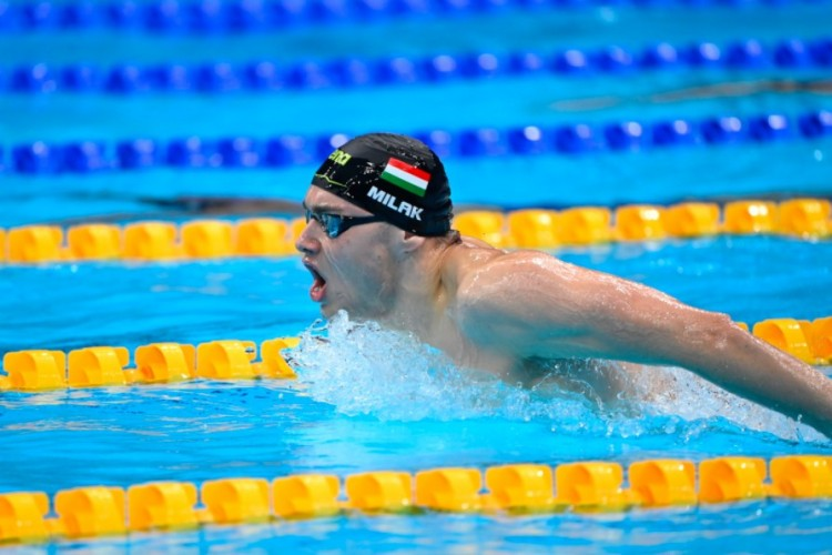Megvan a második magyar arany: Milák Kristóf olimpiai bajnok!