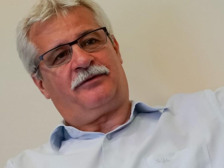 Húsz év után már nem a kormánykerékre vágyik a debreceni vezérigazgató