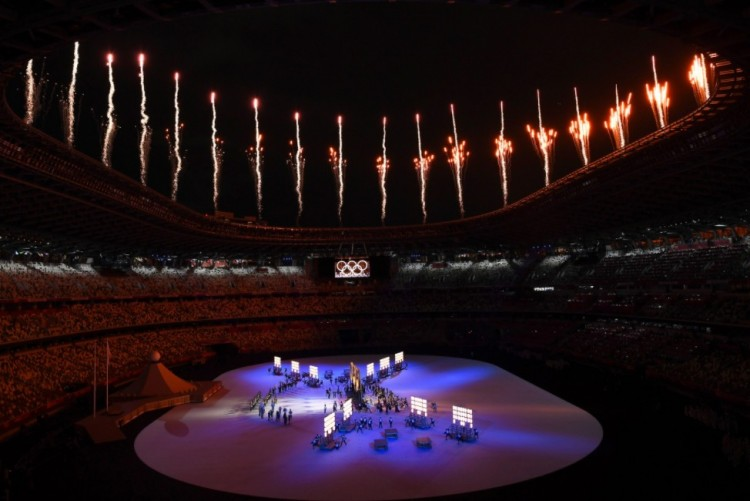 2021 nyarán megkezdődött a 2020-as olimpia