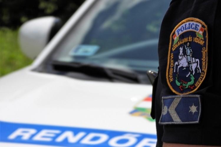 Nyolc autót tört össze az ittas debreceni férfi az István úton