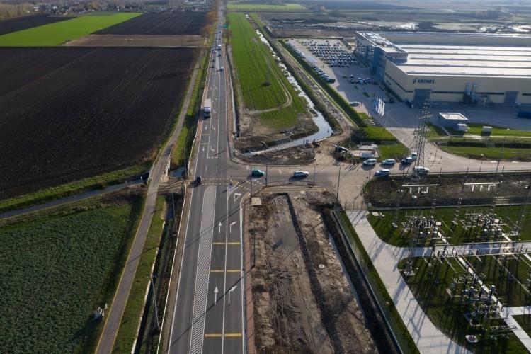 Utakat és körforgalmakat építtetnének Debrecen déli részén