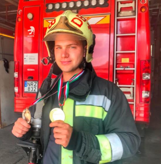 Dobogósok a debreceni tűzoltók, de nem örülnek neki