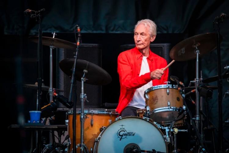Meghalt a Rolling Stones dobosa, Charlie Watts