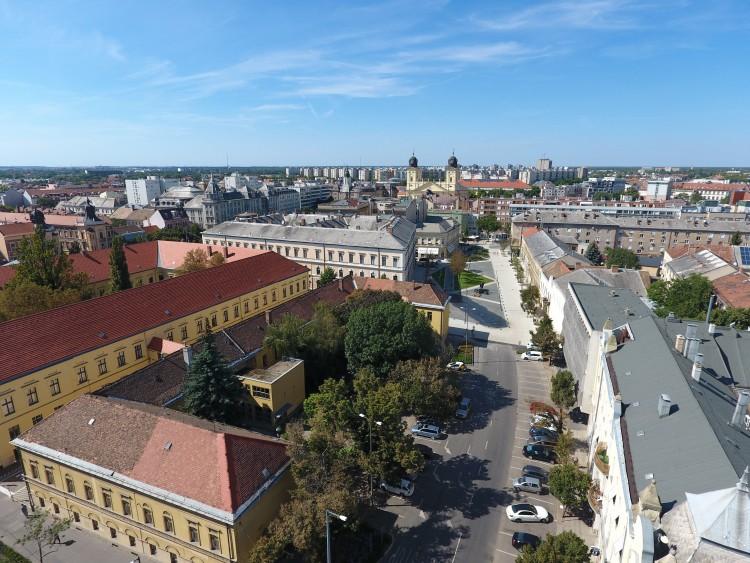 Megépülhet a Sas utcai mélygarázs Debrecenben