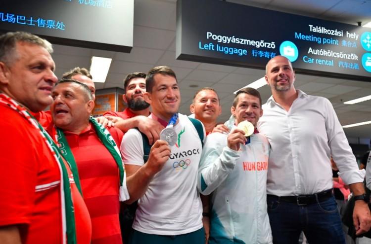 Az egy főre jutó olimpiai érmek száma alapján Magyarország Top 10-es!