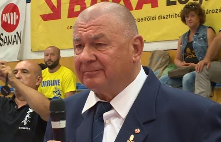 Elhunyt Furkó Kálmán ezredes, a közelharc legendás mestere